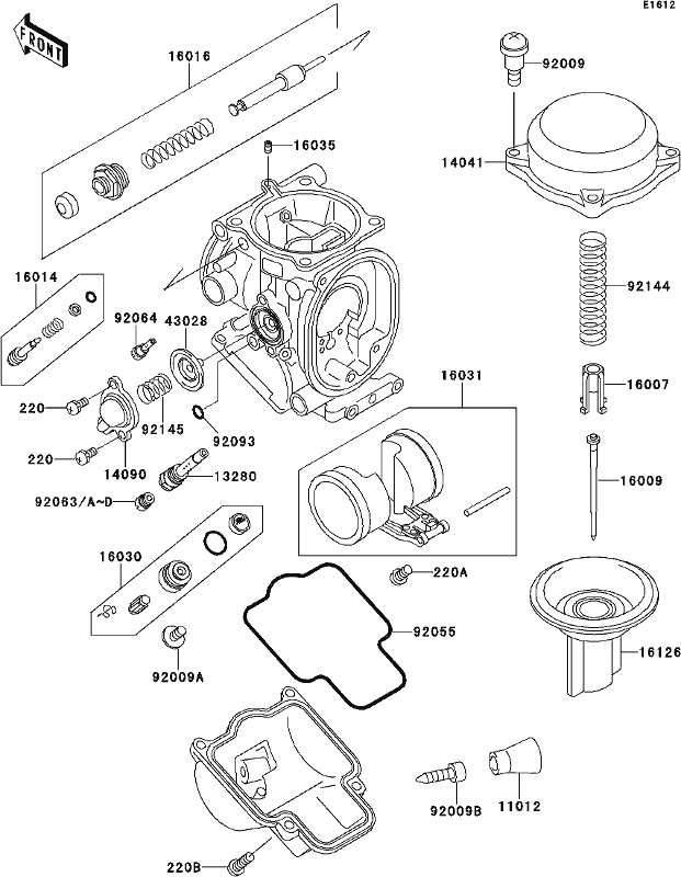 Zx7r Wiring Diagram
