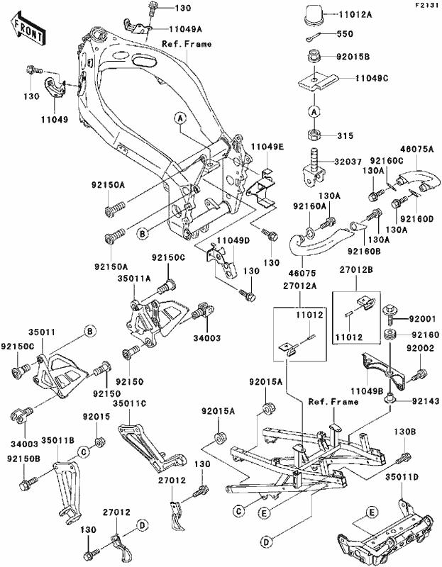 Zx7r Wiring Diagram