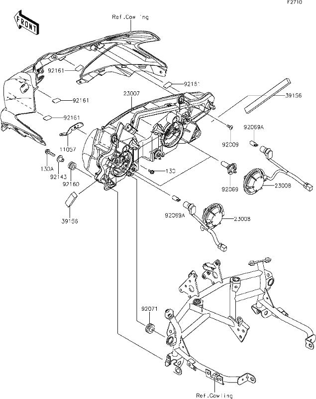 Kawasaki Ninja 650r Wiring Diagram