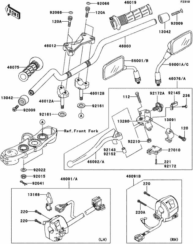 1988 Kawasaki Mule Spec