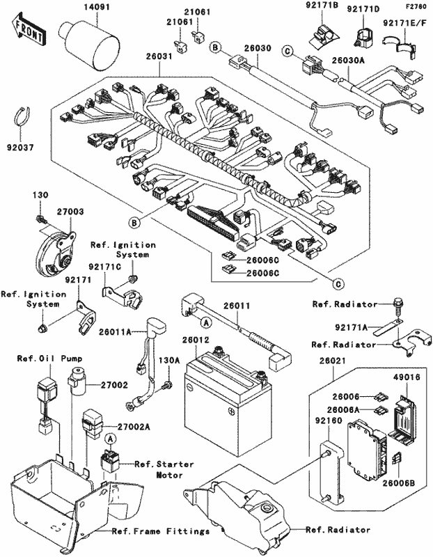 Open In New Window: Kawasaki Vulcan 1600 Wiring Diagram At Hrqsolutions.co