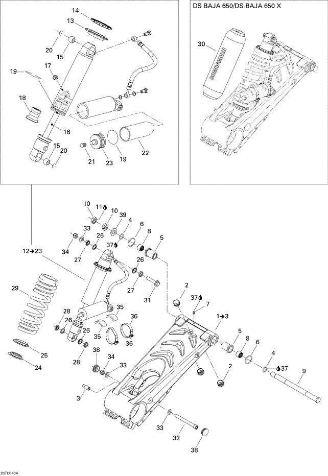 Bombardier Ds650 Wiring Schematic