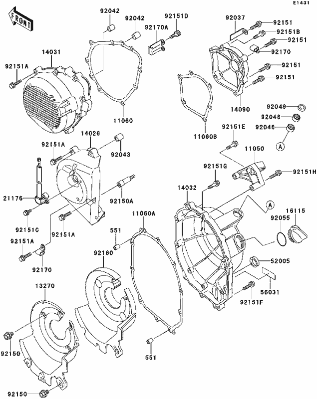 Zx6r Engine Diagram - Wiring Diagrams on