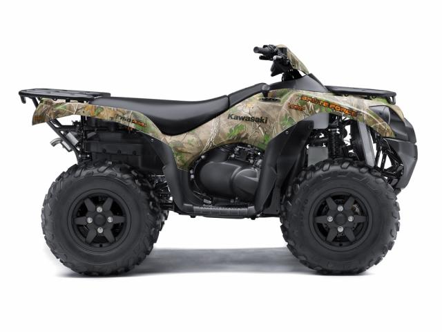 KVF750 BRUTE FORCE CAMO