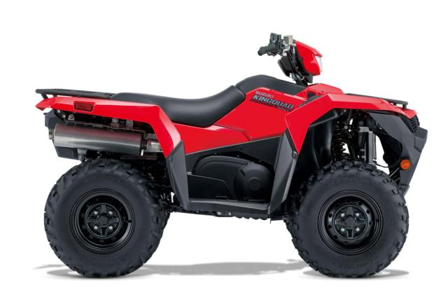 SUZUKI LTA500 KING QUAD AXI